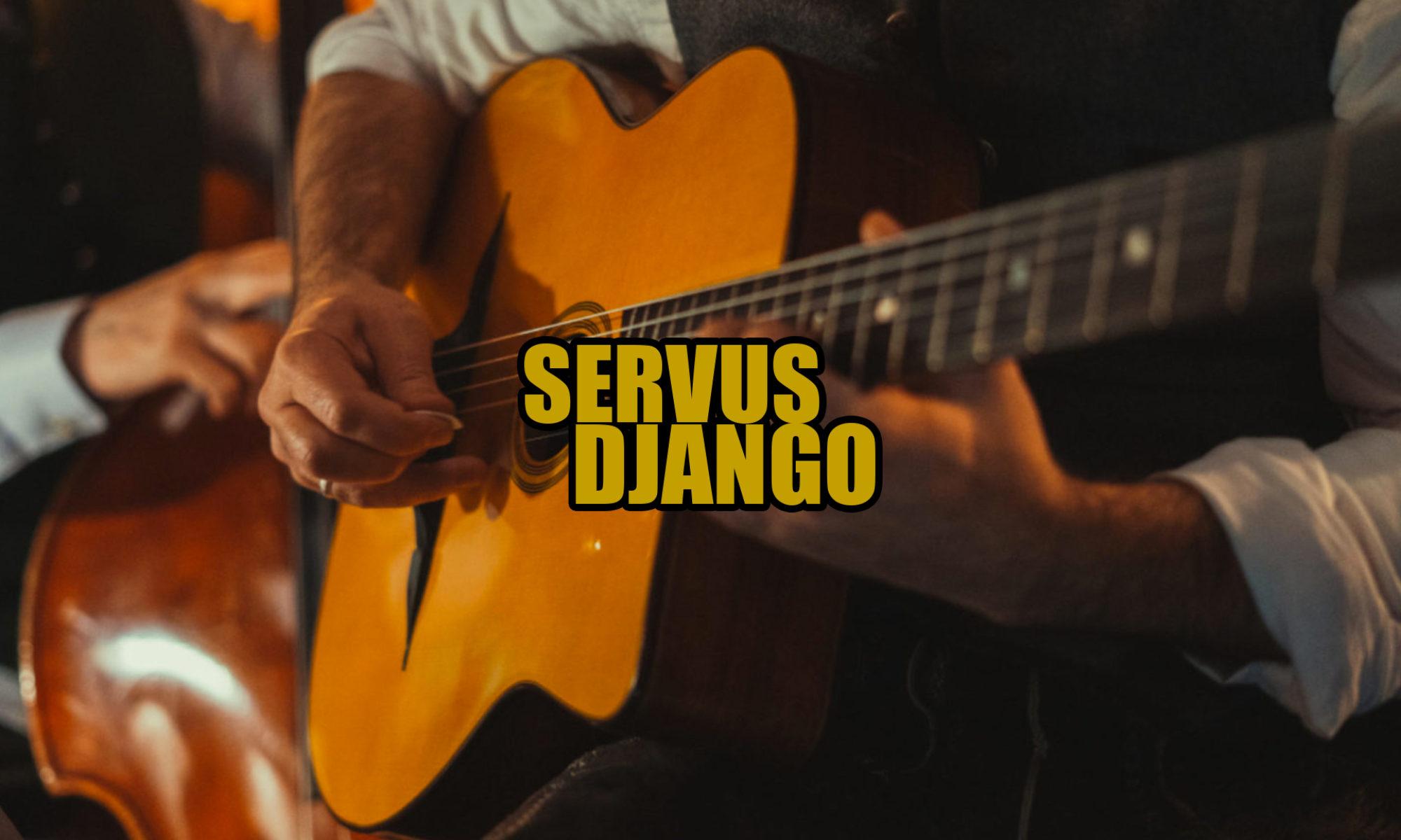Servus Django